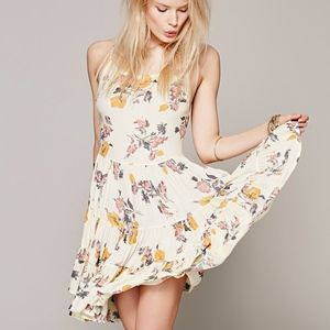 Free People Intimately Floral Dress | Size Medium